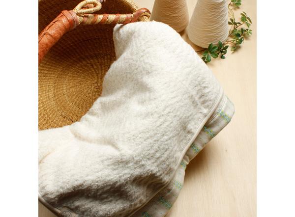 オーガニカリーのバスタオル