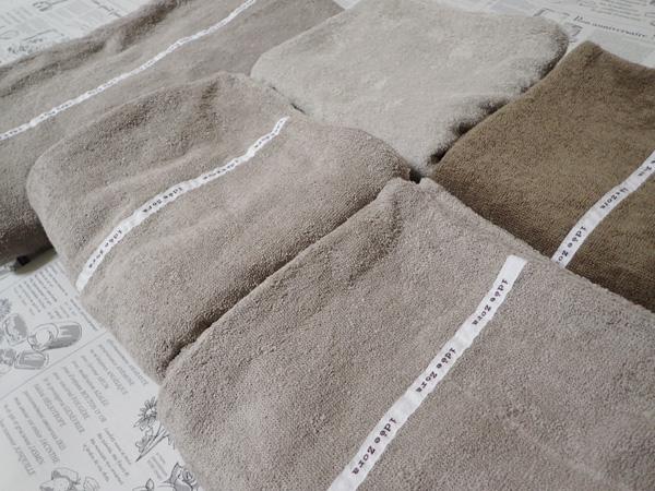 今治タオルの枕カバーで寝汗対策