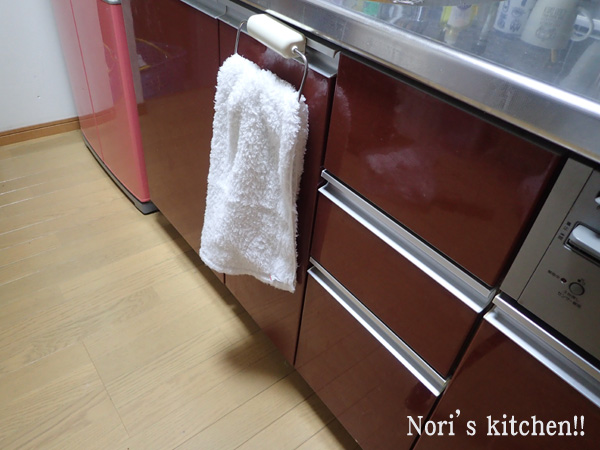 Nori's kitchen!!と今治タオル雲ごこち