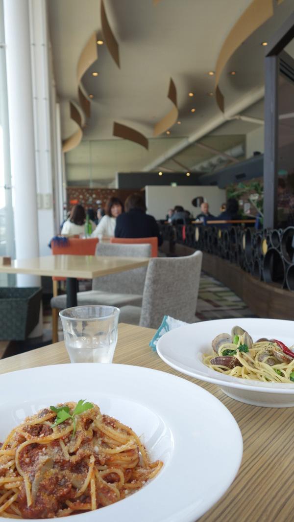 波方町の風のレストラン