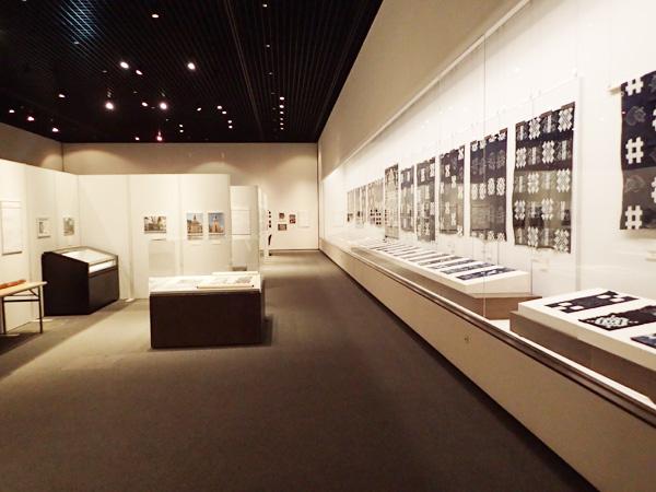 愛媛県歴史文化博物館 伊予かすり