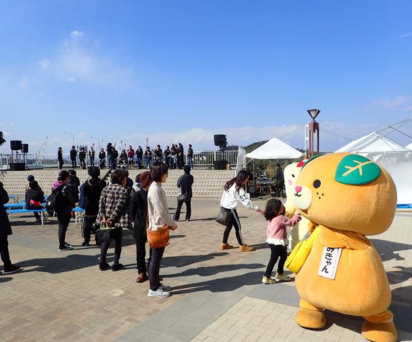 来島海峡saリニューアル記念イベント