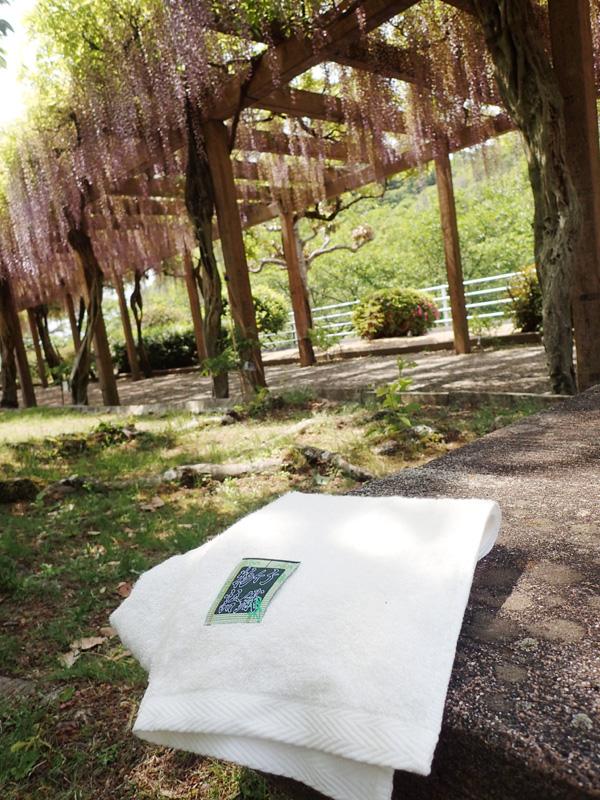 大三島藤棚公園と今治タオル