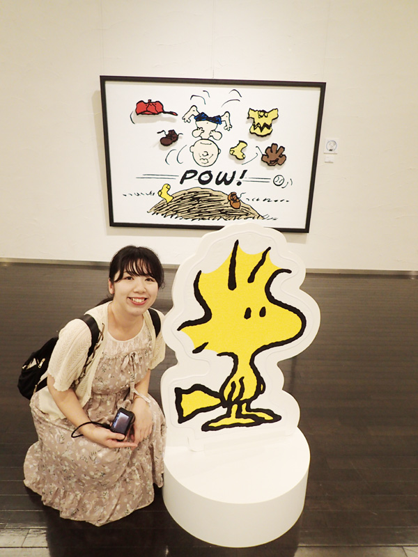 スヌーピータオルアート展2019