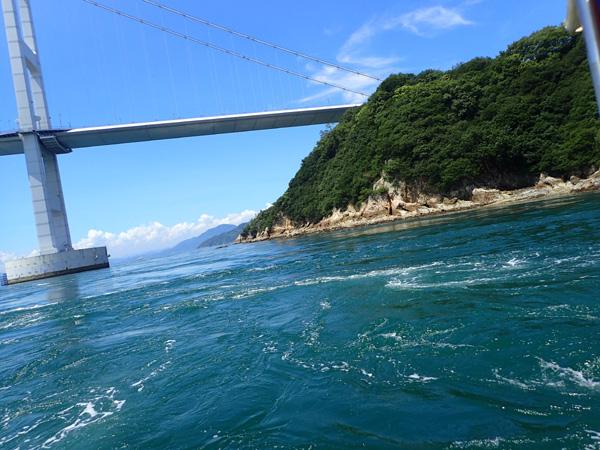 来島海峡急流体験
