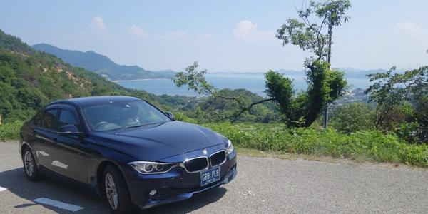 生口島からの眺め