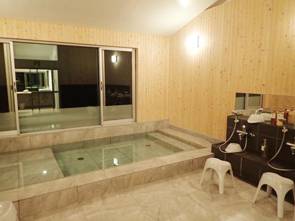 大三島ふるさと憩の家の大浴場