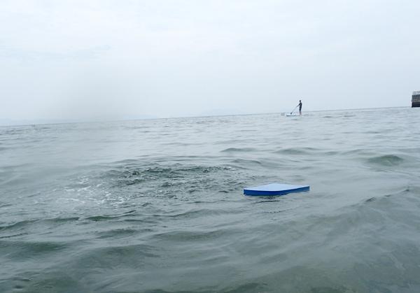 明浜海水浴場シュノーケリング