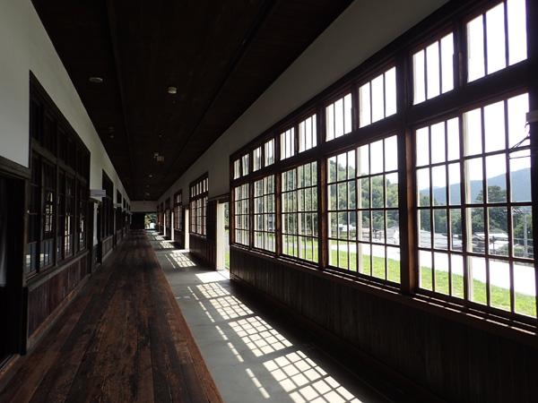 宇和米博物館の教室