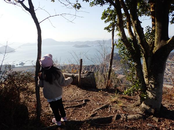 大三島安神山山頂