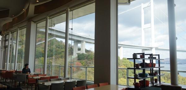 糸山展望台と風のレストラン