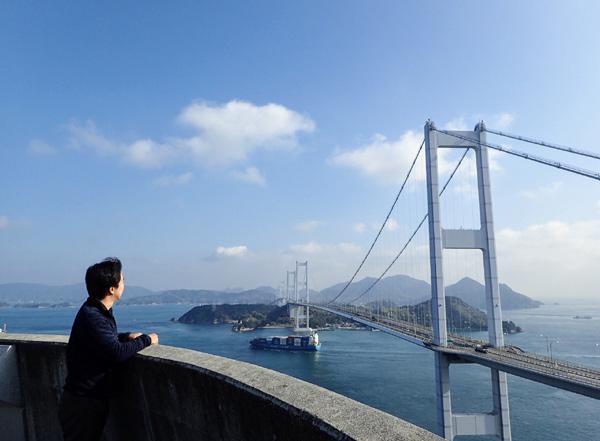 糸山展望台からの眺め